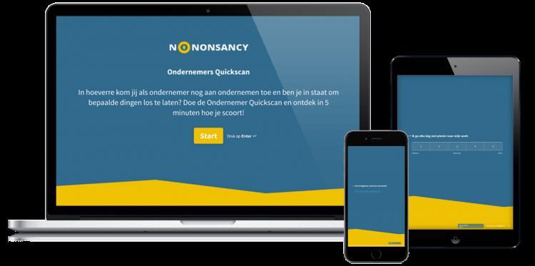 No Nonsancy - Ondernemers Quickscan